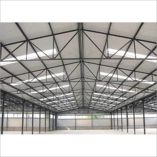 Prefabricated Steel Auditorium Roofing Shed