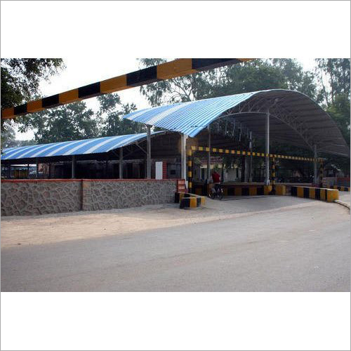 Prefabricated Parking Shed