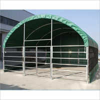 Prefabricated PVC Shed