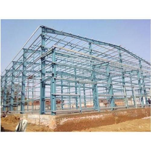 Galvanized Pre Engineered Building Structure