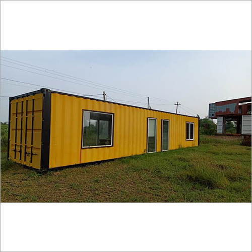 Industrial Prefabricated Office Cabin