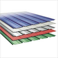 Industrial Color Coated Roofing Sheet