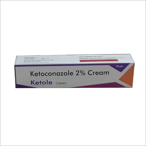 30 gm Ketoconazole 2 Percent Cream
