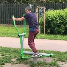 Cross Trainer Outdoor