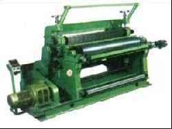 Nagpal Vertical Corrugation Machine