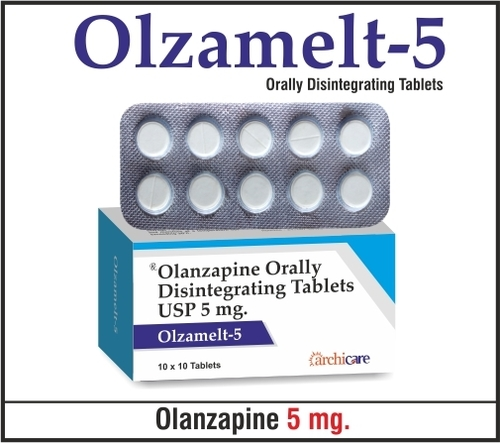 Olanzapine 5mg