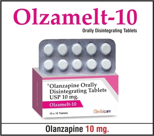Olanzapine 10mg