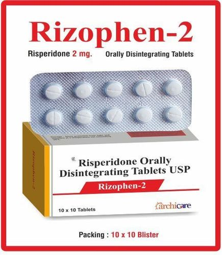 Risperidone 2 mg