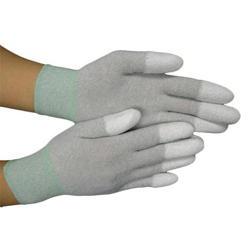 PU FINGER TIP COATED GLOVES