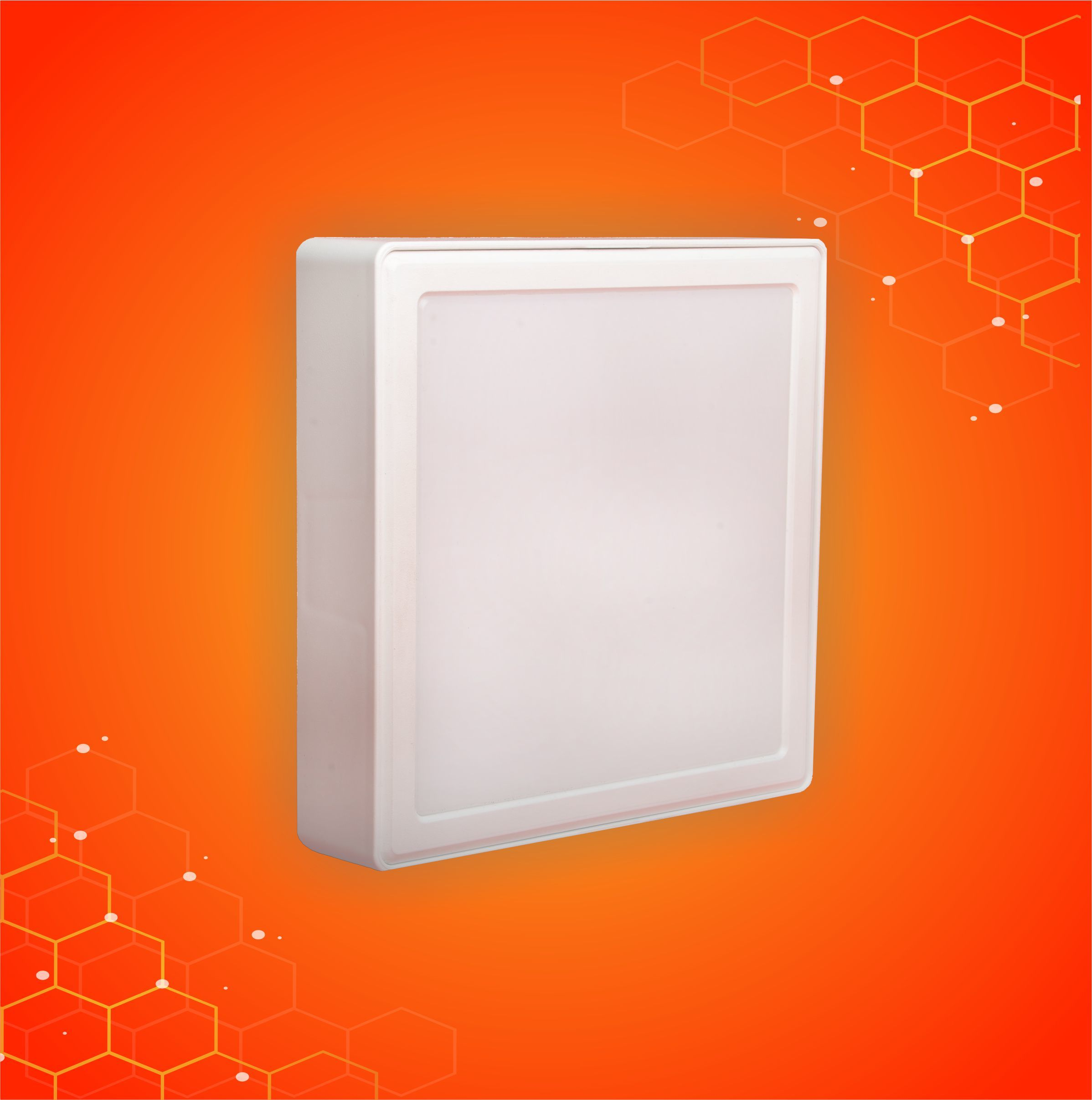 16W Square Surface Panel