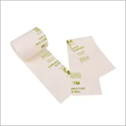 Flexible Custom Biodegradable Plastic Bags