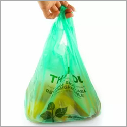 40 Percent Bio Based Biodegradable Plastic Shopping Bags