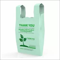Custom Logo Biodegradable Vegetable Bags