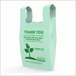 Custom Logo Biodegradable Vegetable Bags