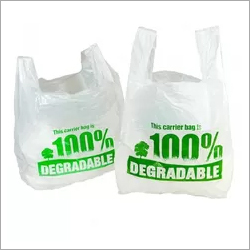 Fully Compostable Shopping Bags