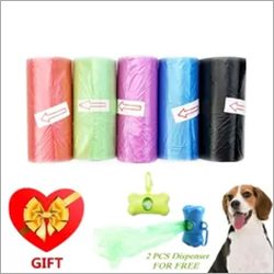 Corn Starch Biodegradable Pet Waste Bag