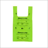 U Cut Fully Compostable Shopping Bags