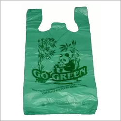 Anti Corrosion Compostable Shopping Bags