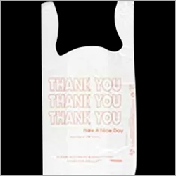 White Compostable Shopping Bags