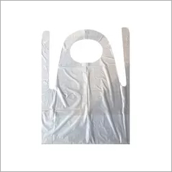 Comfortable Disposable Plastic Aprons