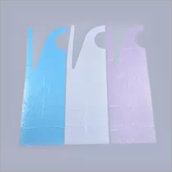Light Weight Disposable Plastic Aprons