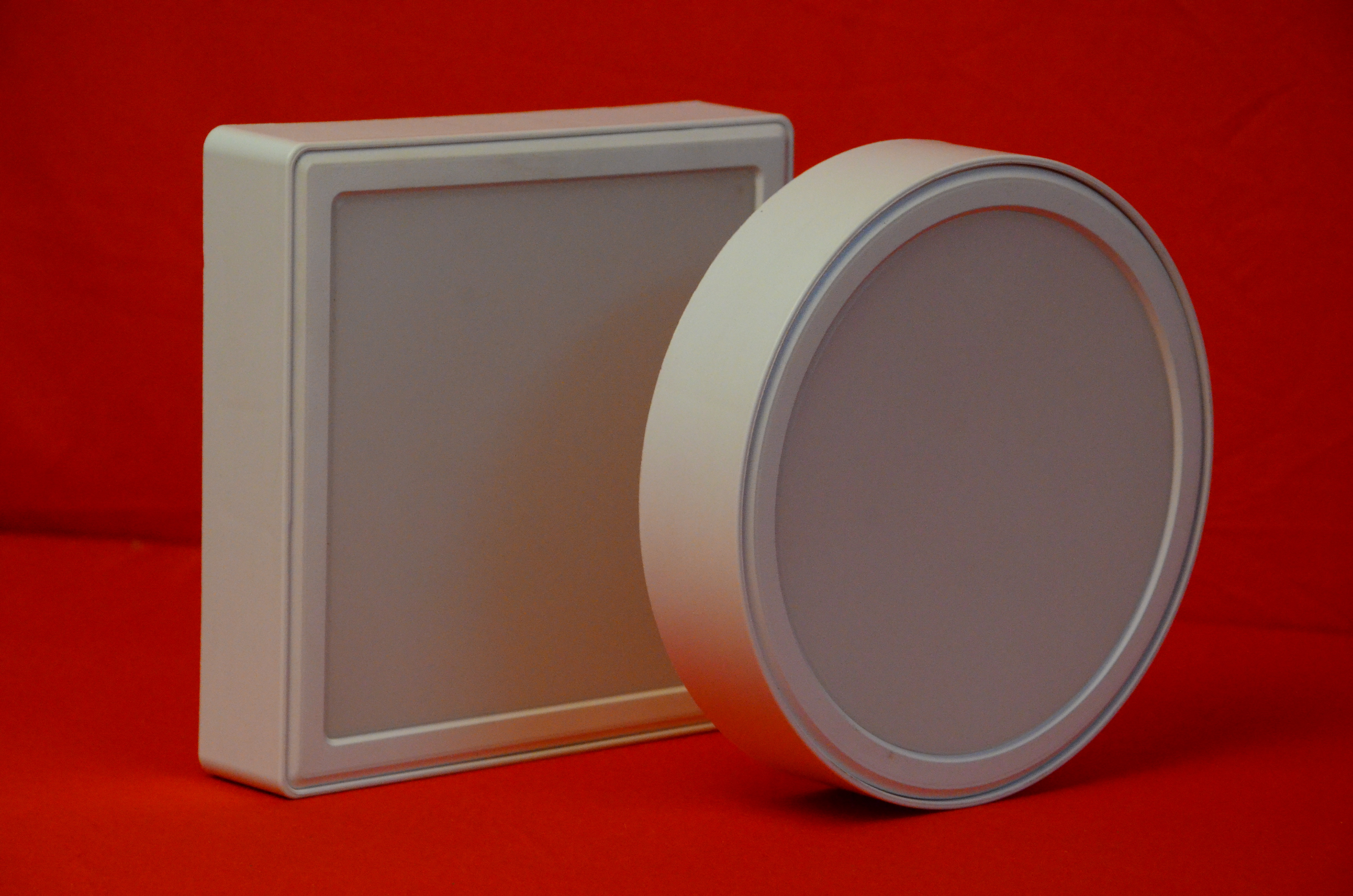 16W Round Surface Panel
