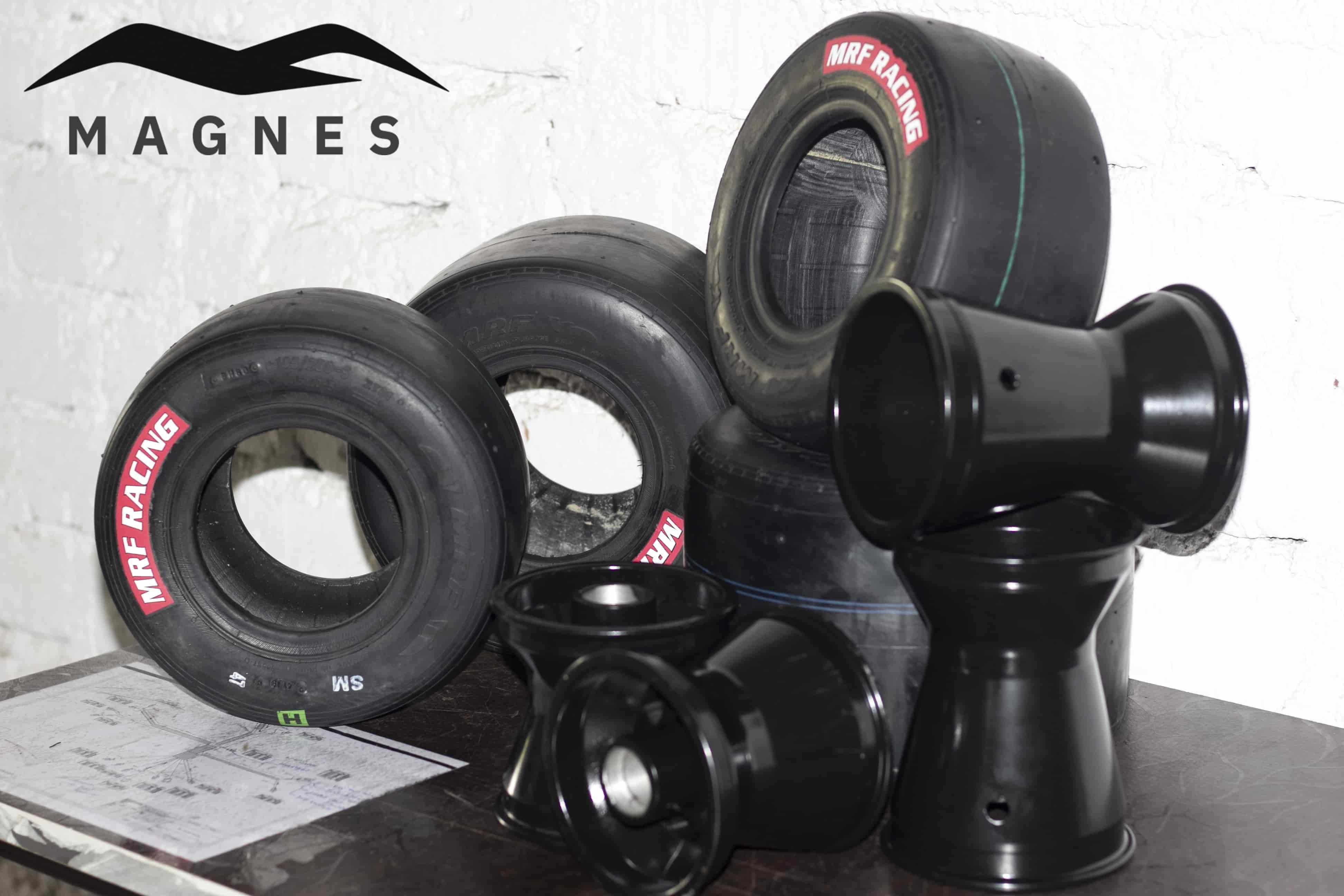 Go Kart Sleek Tyre Set