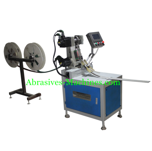 Non Woven Flap Cut Machine