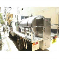 Mobile Milk Chiller