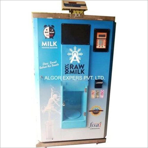 Automatic Milk Vending Machine