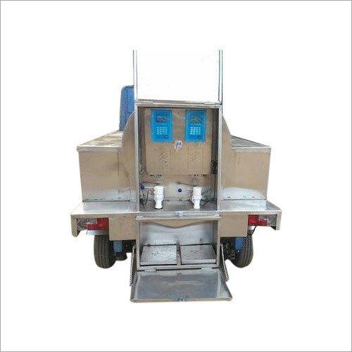 Mobile Milk Vending Machine