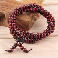 Chanting Red Sandal Mala