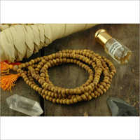 Chanting Sandalwood Mala