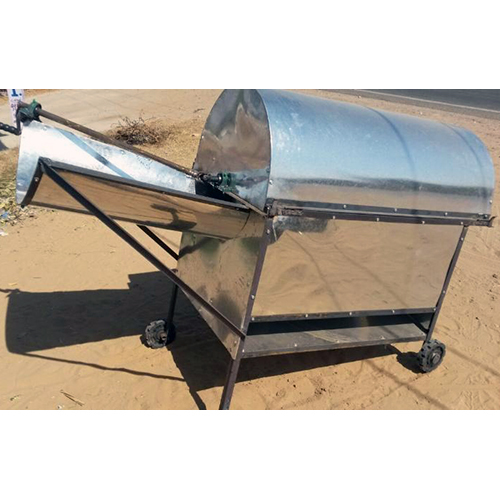 Hand Operated Sand Screening Machine