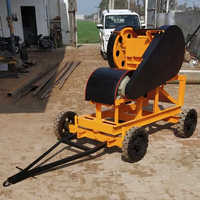 Mobile Stone Crusher (Capacity-10 tph)