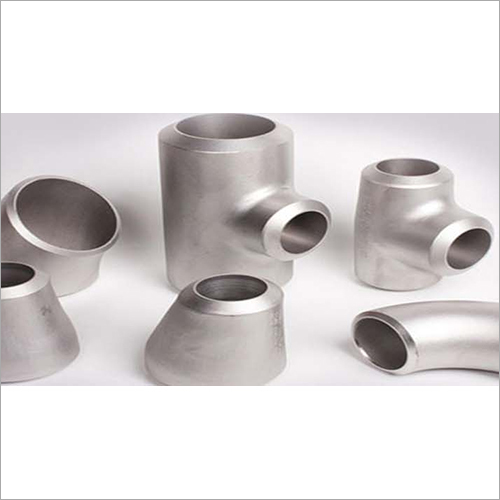 SS Buttwelded Pipe Fittings
