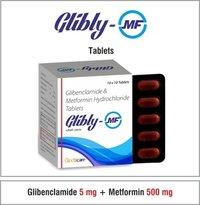 Glibenclamide +Metformin