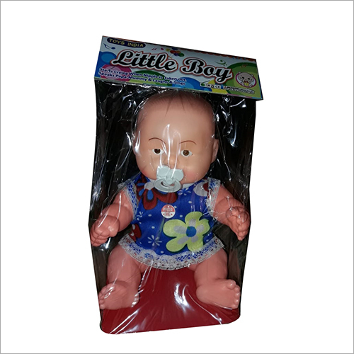 Plastic Little Boy Toy