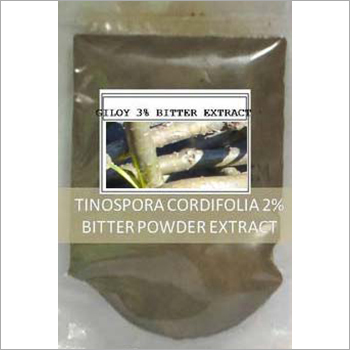 Natural Giloy Bitter Extract