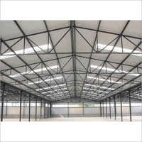 Industrial Prefabricated PVC Shed