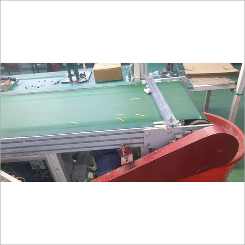 Belt And Moving Conveyor