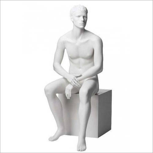 Male Sitting Mannequins