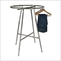 Round Display Cloth Stand