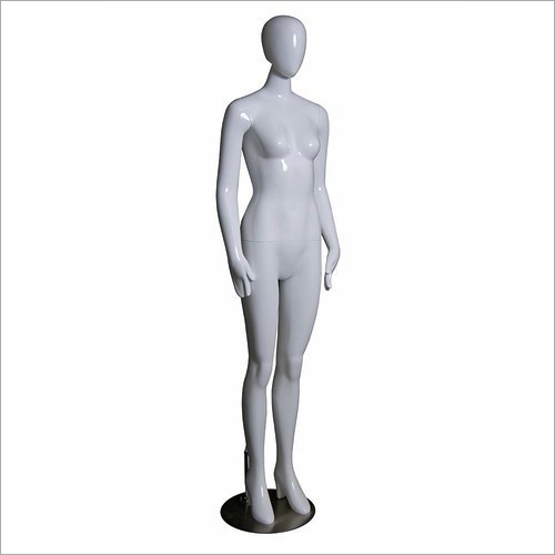 Glossy Female Finish Mannequins