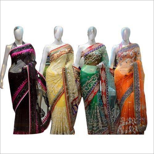 Female Saree Mannequins