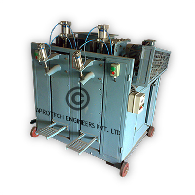 Double Spout Fly Ash Packing Machine