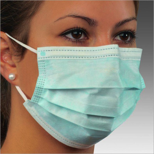 Disposable Elastic Face Mask