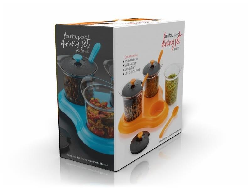 Multipurpose Dining Set