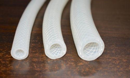 Silicone Braided Tubes