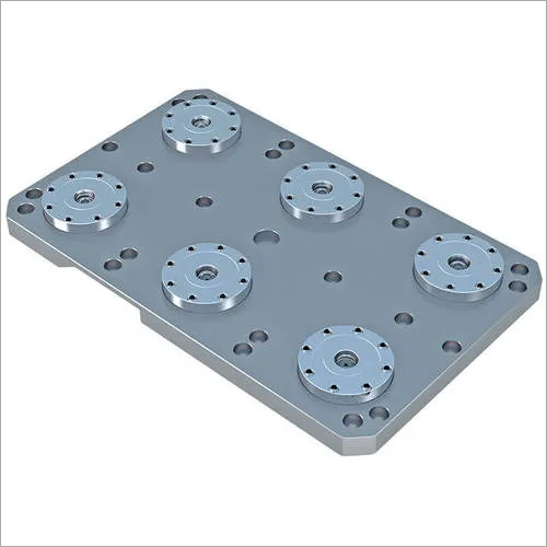 Zero Point Chuck for CNC Milling
